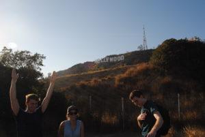 Wanderung zum Hollywood Sign