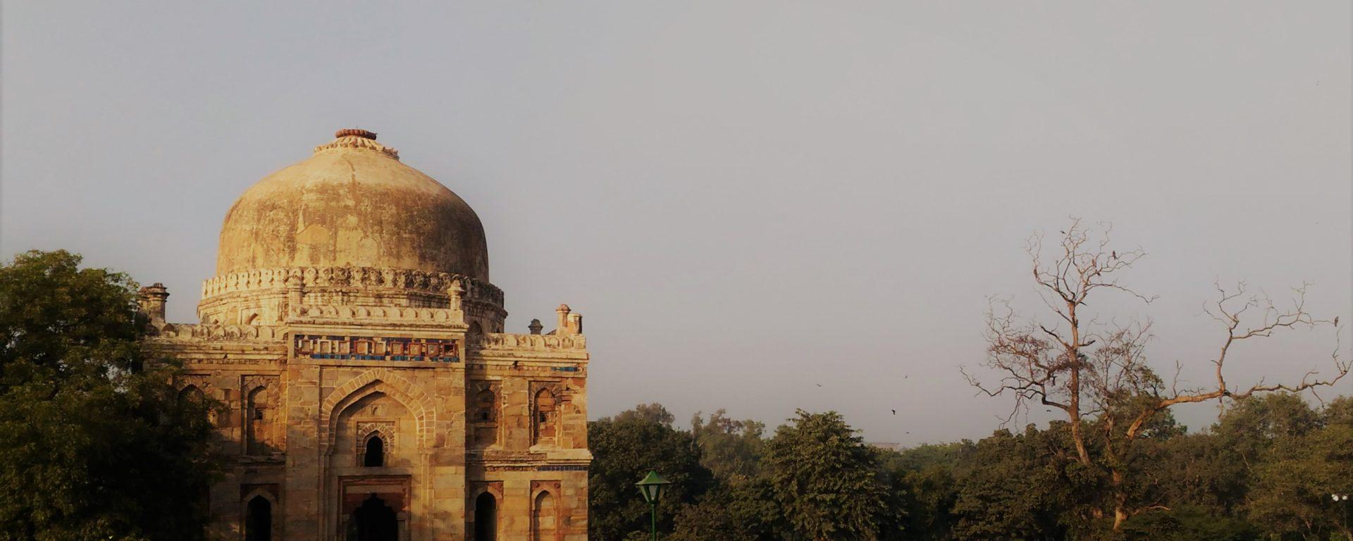 Blog Indien New Delhi
